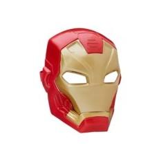 Игрушечное снаряжение Электронная маска Железного человека