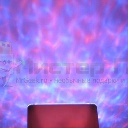 Ночник-проектор Северное сияние