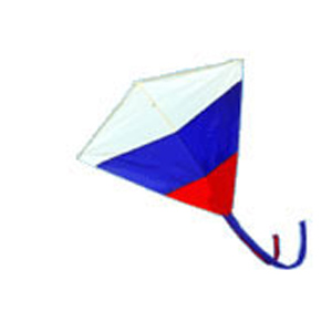 Простой воздушный змей «Флаг»