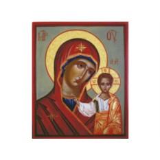 Набор для вышивки стразами «Казанская икона Божией Матери»