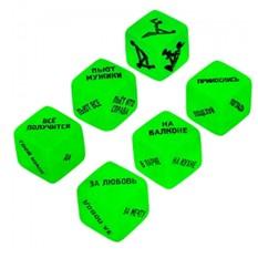 Набор светящихся кубиков «Быстрые ответы»