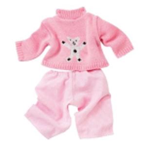 Набор одежды «Розовый мишка»