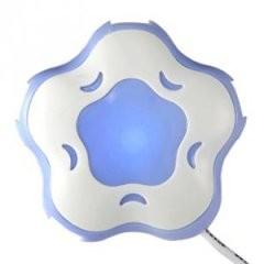 USB хаб Цветок с подсветкой