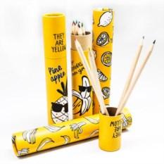Набор цветных карандашей Фрукты