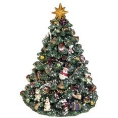 Музыкальное и двигающееся украшение Новогодняя елка