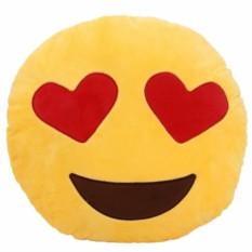 Подушка Emoji Love