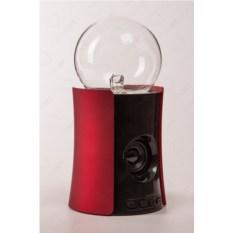 Красная Bluetooth-колонка Плазменный шар