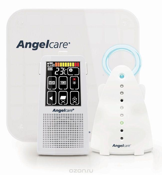 Радионяня-монитор дыхания Angelcare AC701