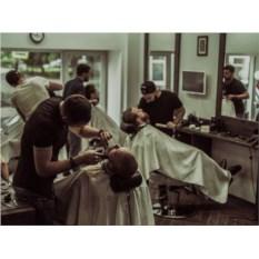 Мужская стрижка и моделирование бороды в барбершоп Франт