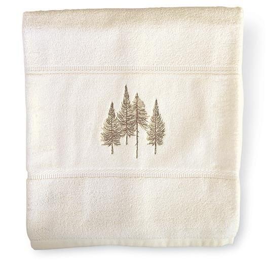 Полотенце банное Winter White