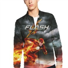 Мужской 3D бомбер THE FLASH