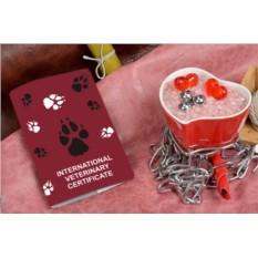 Обложка для ветеринарного паспорта IVC