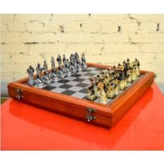Шахматы Русские и французы