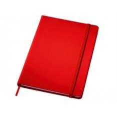 Красный блокнот Rainbow