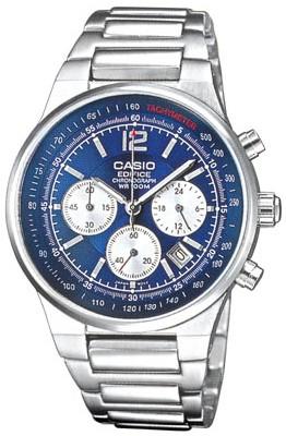 Мужские наручные часы хронограф Casio EF-500D-2A