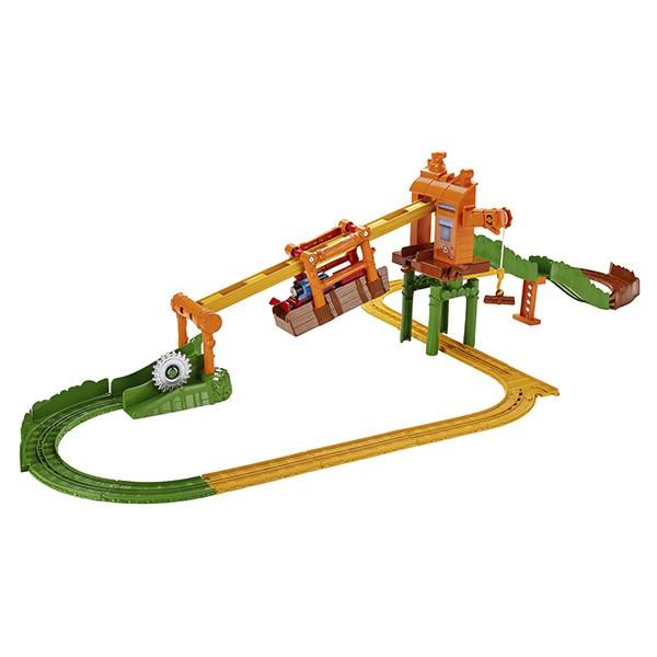Игровой набор Thomas&Friends Переправа на Туманном Острове