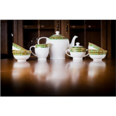 Чайный сервиз с пиалами Салтанат