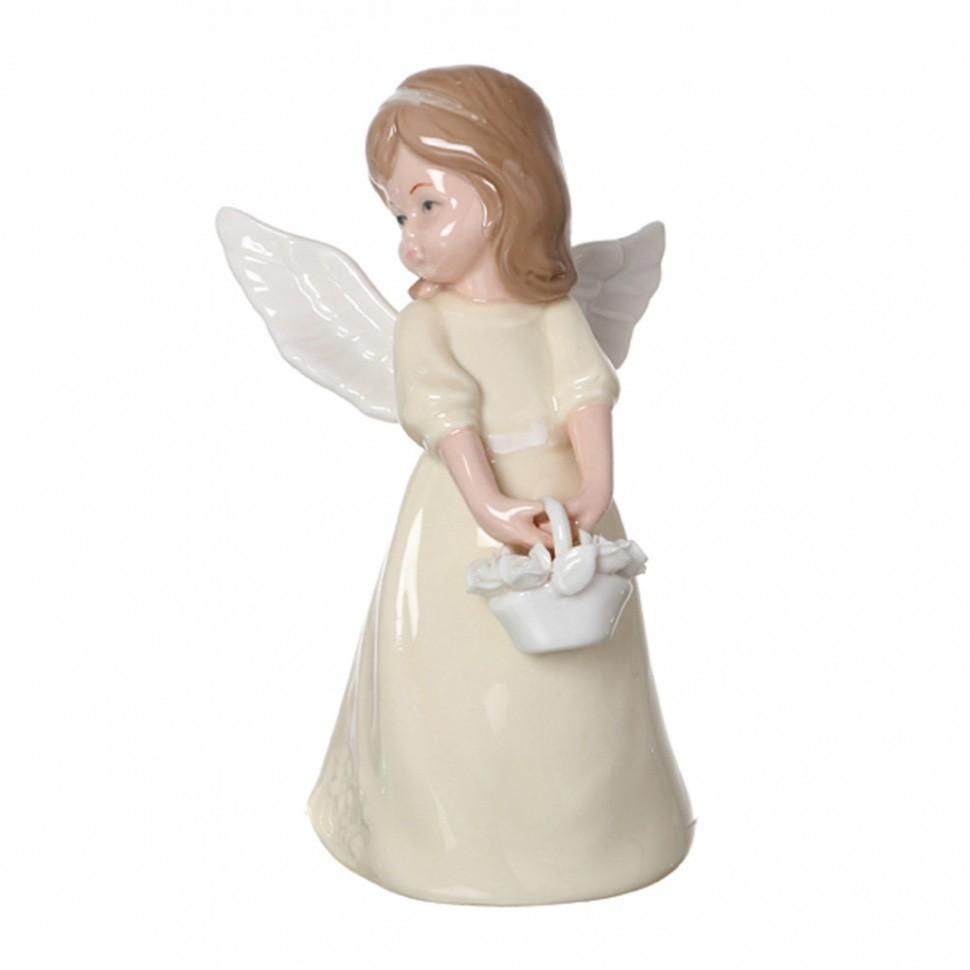Фигурка девочки-ангела Несущий вдохновение