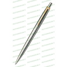 Шариковая ручка Parker Jotter Steel K691 St. Steel