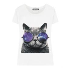 Женская футболка Swag Cat