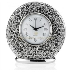 Настольные часы Розы