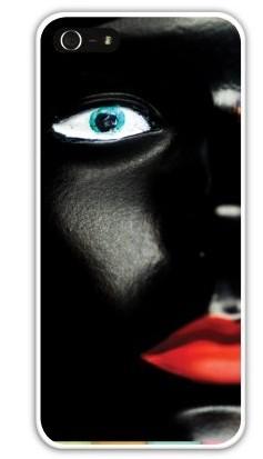 Чехол-накладка для iphone 5/5S, лицо