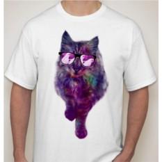 Футболка Фиолетовый кот