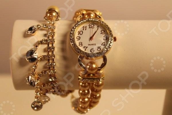 Часы-браслет Сладкая карамель