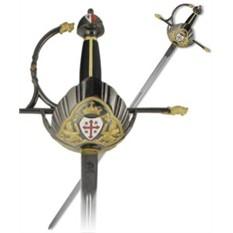 Полноразмерная модель Мушкетерская шпага