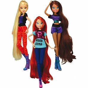 Кукла Witty Toys Магия красоты