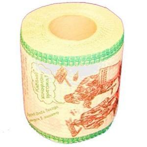 Туалетная бумага «Армейские шутки»