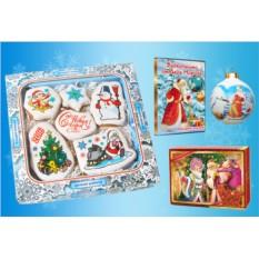 Большой детский набор «Новогодние забавы»