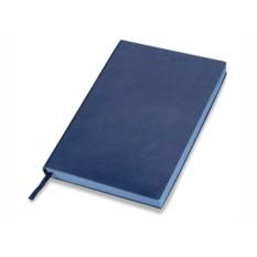 Синий недатированный ежедневник Soft Line