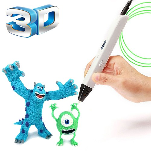 3D ручка с OLED дисплеем MyRiwell RP800A