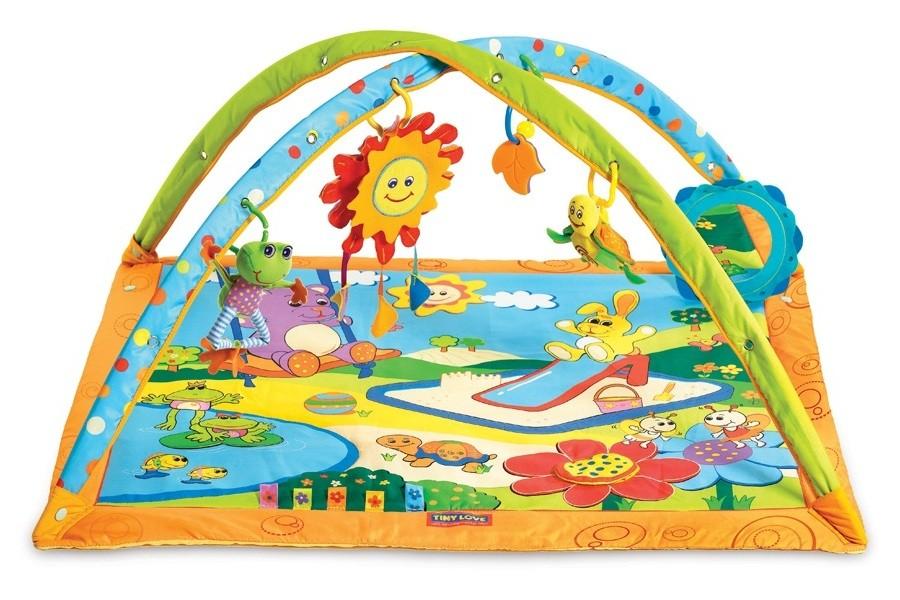 Развивающий коврик Tiny Love Солнечный денёк