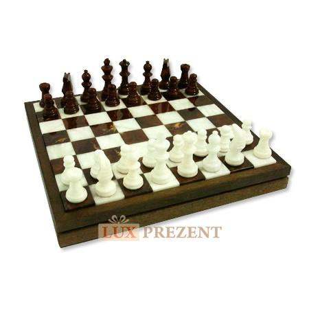 Шахматы из камня Классик