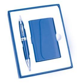 Набор: визитница и шариковая ручка