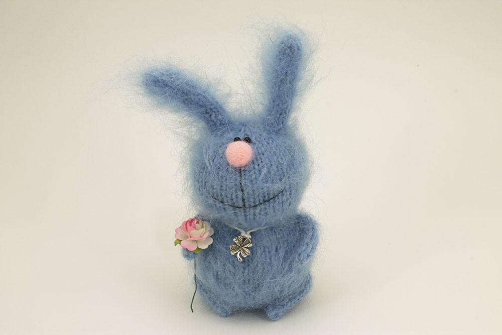 Игрушка-заяц Хулиган