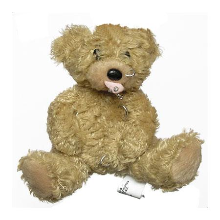 Медведь плюшевый Ринго (Ringo)