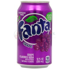 Напиток Fanta Grape