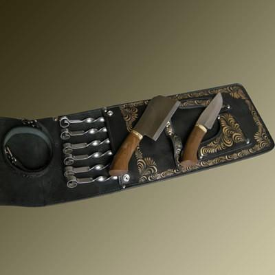 Набор для шашлыка «Пикник-4 Престиж»