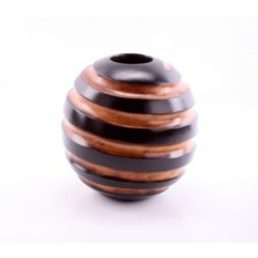 Деревянная ваза Джибо-2