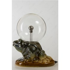 Плазменный шар Денежная жаба