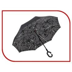 Зонт Suprella Pro Premium Black-Text