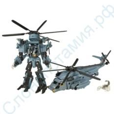 Игрушка Робот-трансформер Блэкаут (Blackout)