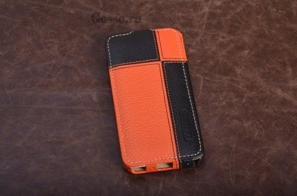 Кожаный чехол для iPhone 5 / 5S Рыцарь из Нижней Саксонии