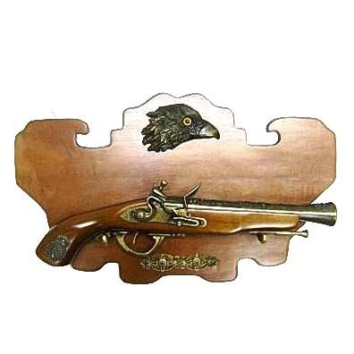 Декоративное ружьё на подставке «Следопыт»