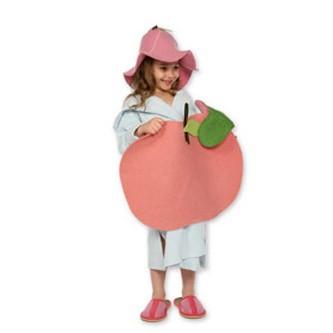 Комплект для сауны «Фруктовый сад — яблочко»