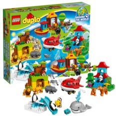 Конструктор Lego Duplo Вокруг света: В мире животных