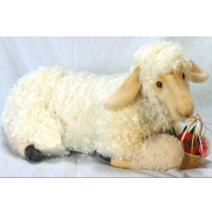 Праздничная овечка